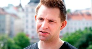 Max Schrems is Austrian lawyer and data privacy activist. File photograph: Getty