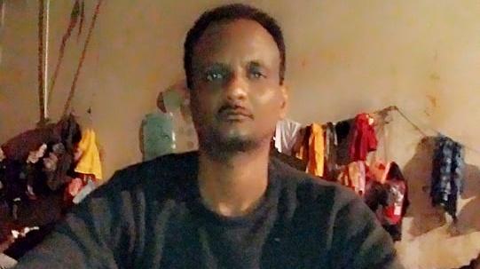 Tewelde Andom died, reportedly of heatstroke, in mid-May in Zintan detention centre, Libya