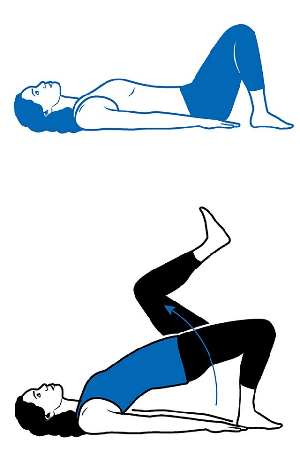 Simple Restorative Exercises That Can Improve Your Posture After All The  Sitting