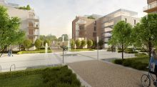 Marlet secures €33m from AIB for south Dublin build-to-rent scheme