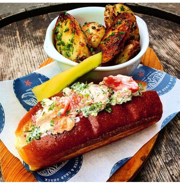 The Klaw lobster roll