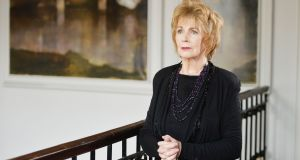 Edna O'Brien: winner of the €15,000 Kerry Group Irish Novel of the Year award in her 90th year. Photograph: Alan Betson