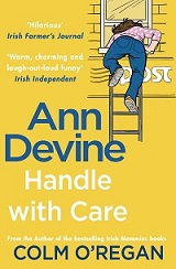 Celebrity Beauty: Ann Devine, Tackle with Care