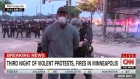 CNN reporter arrested live on air while covering Minneapolis protests