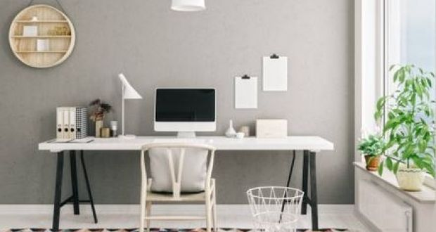 One of the downsides of working from home is that many people are putting in longer hours and sitting still for longer periods than normal. Photograph: Getty Images