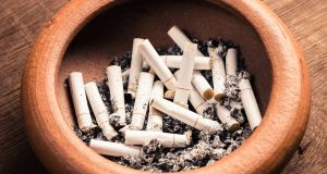 The Irish menthol market was worth up to €250 million annually before the ban. Photograph: iStock