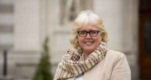 Jane Ohlmeyer,  Erasmus Smiths Professor of Modern History at TCD.