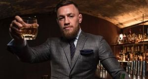 While sales of Conor McGregor's whiskey are significantly behind that of the top three players, they surpassed shipments of other brands