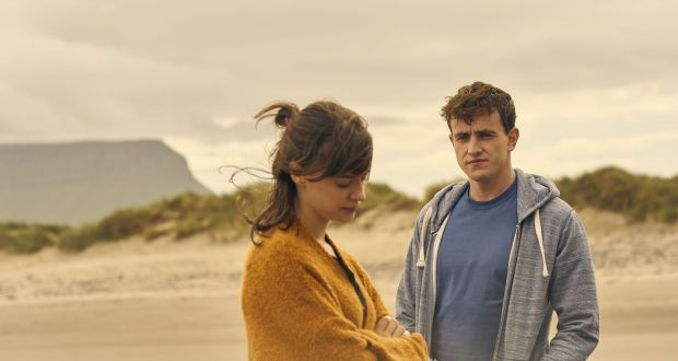 Exquisitely cast: Daisy Edgar-Jones and Paul Mescal in Normal People. Photograph: Enda Bowe/Element/BBC