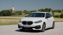 Our Test Drive: the BMW 118i M-Sport