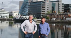 Peter Murphy and Kieran Murphy, co-founders of ZiggyTec, which can   deal with multiple meters across multiple sites and send the data in real time to the property's manager