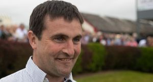 Trainer Aidan Fogarty will run Forever In Dreams when racing resumes behind closed doors at Naas next Monday.