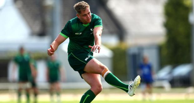 Conor Dean is one of six academy players moved to full contracts at Connacht. Photograph: Tom O'Hanlon/Inpho