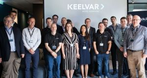 Headquartered in Cork, Keelvar also has offices in Dublin, Dallas, Pittsburgh, London and Berlin