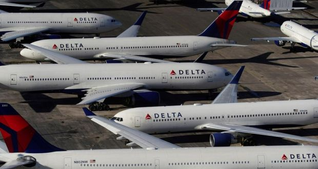 Delta and JetBlue Airways. are the only US carriers to guarantee empty middle seats