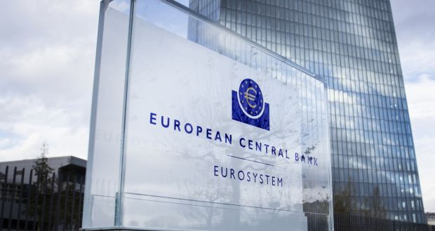 The ECB said it would increase the size of emergency bond purchases by €600 billion to €1.35 trillion. Photograph: iStock