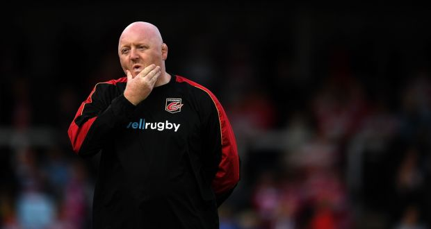 Bernard Jackman has been helping coaches from around the world share their coaching experiences while there is no action. Photograph: Harry Trump/Getty Images