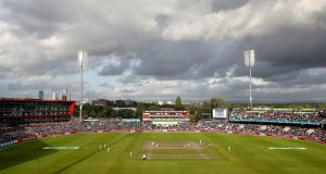 England will play the opening Test of their series against the West Indies at the Ageas Bowl in Southampton. Photograph: Martin Rickett/PA Wire