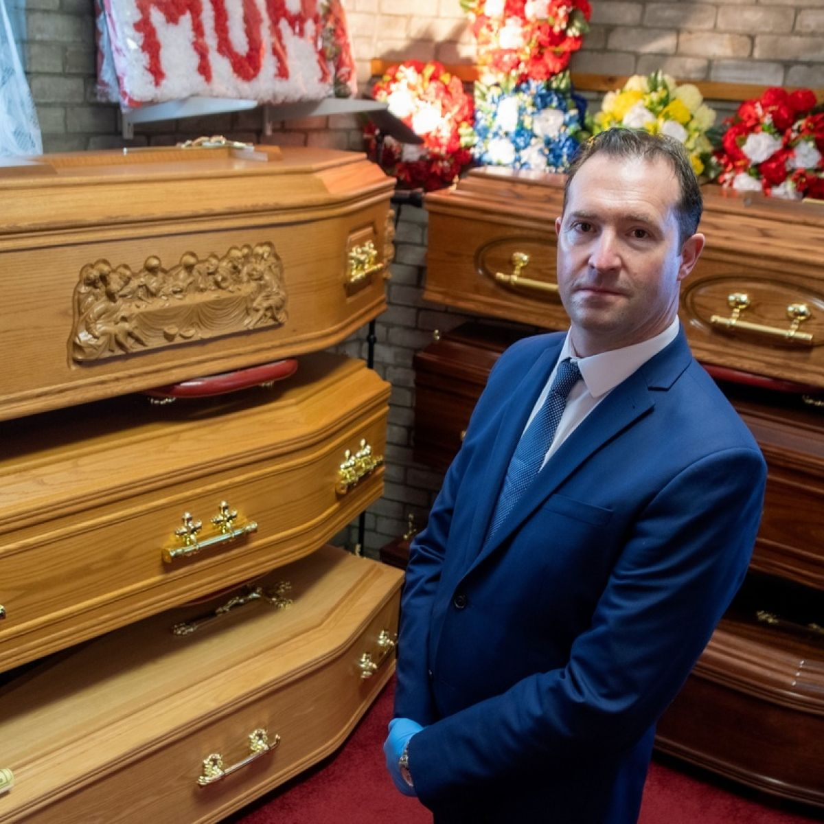Funeral Directors Prepare For Easing Of Covid 19 Restrictions