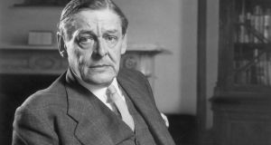 TS Eliot: had an eventful meeting with James Joyce. Photograph: Getty Images
