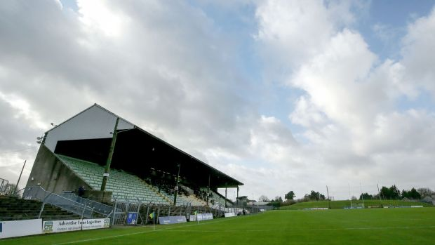 Páirc Tailteann in Co Meath: redevelopment of stadium is among the projects that have been affected by the pandemic. Photograph: Laszlo Geczo/Inpho