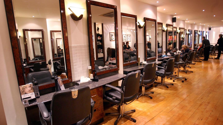 Irish beauty salon