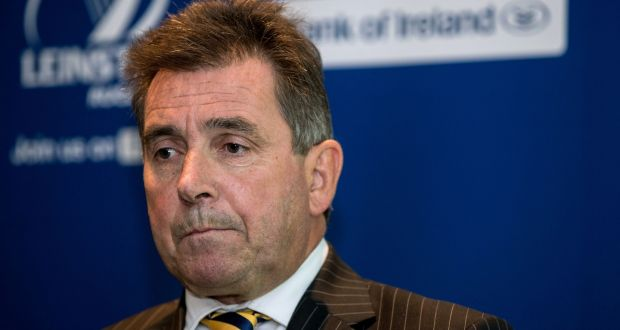 "Leinster chief executive Mick Dawson has said the province are ""still some way short of offering full houses"". Photograph: Inpho"