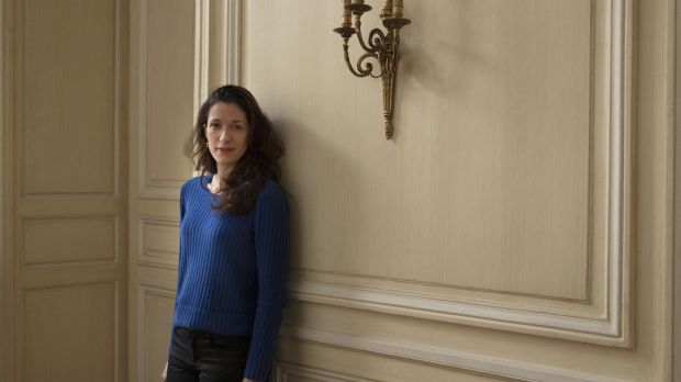Maylis Besserie. Photograph: Francesca Mantovani / Editions Gallimard