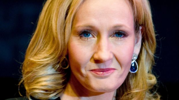 Critics accused author JK Rowling of being transphobic after tweets. File photograph: Ian West/PA Wire