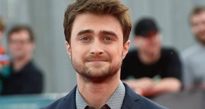 British actor Daniel Radcliffe: 'I feel compelled to say something at this moment'. File photograph: Hannah McKay/ EPA