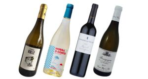Four wines selected by some of Ireland's specialist online wine shops
