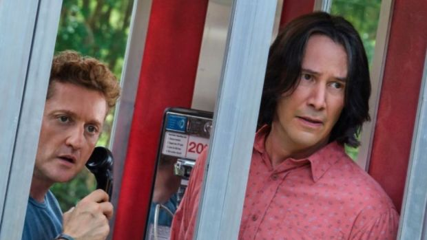 Bill & Ted Face the Music: First trailer drops for cult comedy sequel