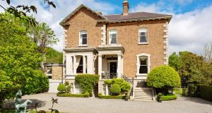 Thorndale in Dartry, Co Dublin: the fine 495sq m (5,330sq ft) Victorian turned up as sold on the Property Price Register in mid-April for €5.6million