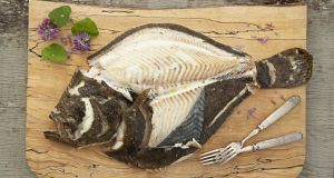 Turbot needs no gilding and the cooking time all depends on the size