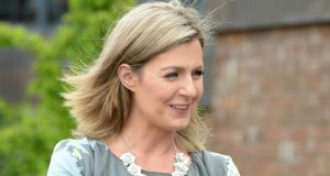 A complaint by former Fine Gael TD Maria Bailey has been rejected by BAI. File photograph: Dara Mac Dónaill/The Irish Times