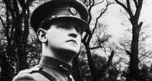 "Michael Collins: ""there is no crime in detecting and destroying, in war-time, the spy and the informer"""