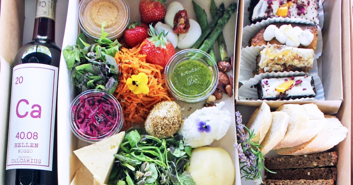 Fresh, locally sourced food and incredible bakes delivered to your door from Cork's Good Day Deli