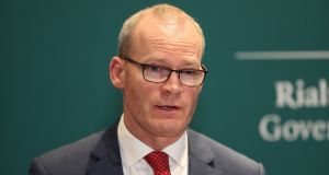 Tánaiste Simon Coveney has contacted 72 foreign ministers in the run-up to the UN Security Council seat vote. Photograph:   Nick Bradshaw