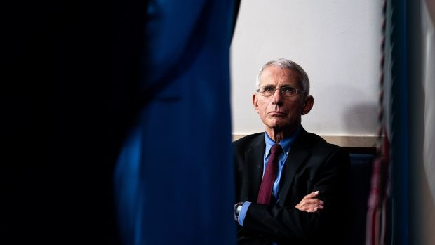 "Anthony Fauci, director of the US's National Institute of Allergy and Infectious Diseases, lamented the problem in February: ""Companies that have the skill to be able to do it are not going to just sit around and have a warm facility, ready to go for when you need it."""