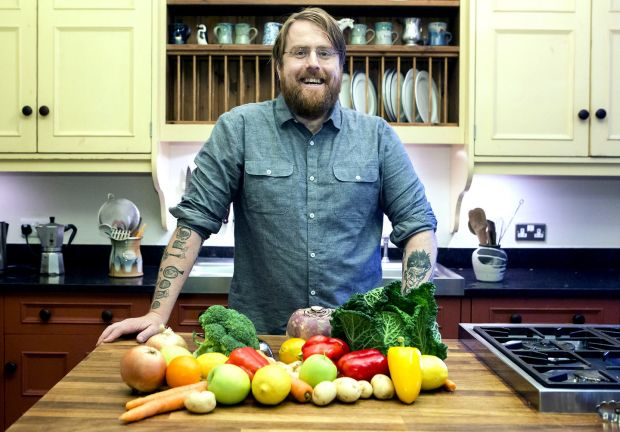 Chef JP McMahon. File photograph: Fusionshooters.