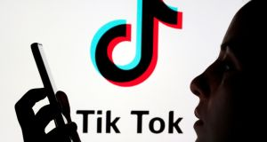 TikTok: it's a young person thing. Photograph: Dado Ruvic/Reuters