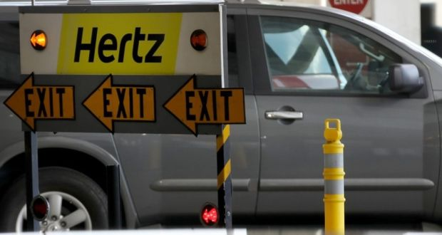 Hertz Warns Investors They Re All But Certain To Be Wiped Out In Share Sale