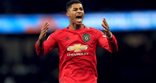 Marcus Rashford Look At What We Can Do When We Come Together