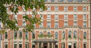 Win an overnight stay with dinner at The Shelbourne