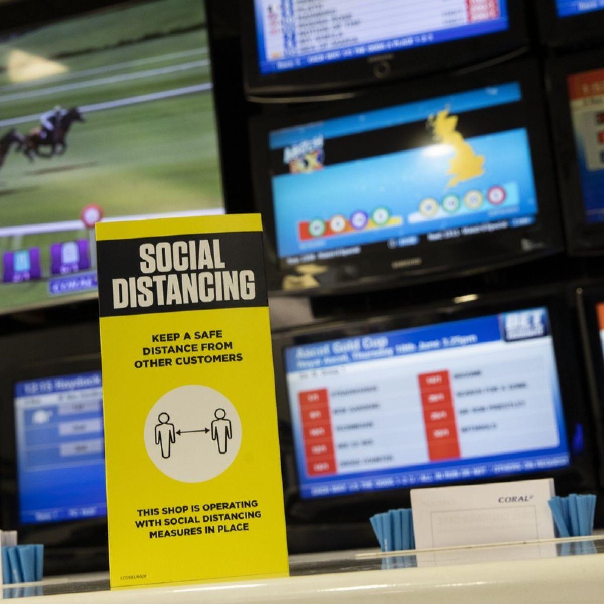 samvo betting shops ireland