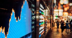 Equities made gains on Wednesday. Photograph: iStock