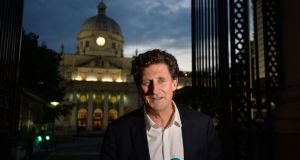 Green Party leader Eamon Ryan: The party needs to get approval from two thirds of its members if it is to enter coalition. Photograph: Alan Betson / The Irish Times