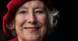 Dame Vera Lynn in 2009. File photograph: Shaun Curry/AFP via Getty Images