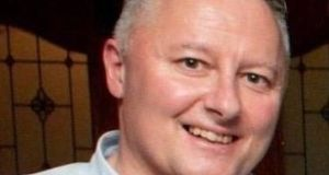 Det Garda Colm Horkan died from fatal gunshot wounds in Castlerea shortly be on Wednesday. Photograph: An Garda Síochána
