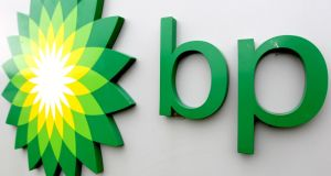 BP raised $5bn in US currency, €4.75bn and Stg£1.25bn in the United States, Europe and the UK, respectively. File photograph: Andrew Milligan/PA